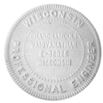 wisconsin professional engineer seal